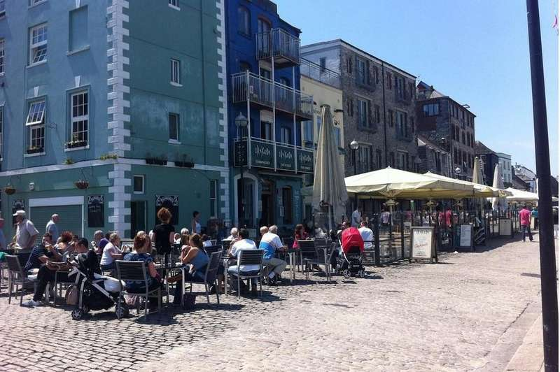 1 Bedroom Apartment Flat for sale in Plymouth, Barbican