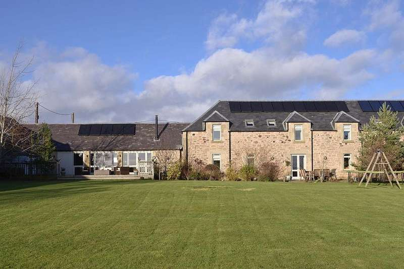 4 Bedrooms Semi Detached House for sale in Boudrach, 2 Cothill Steading, Duns TD10 6YW