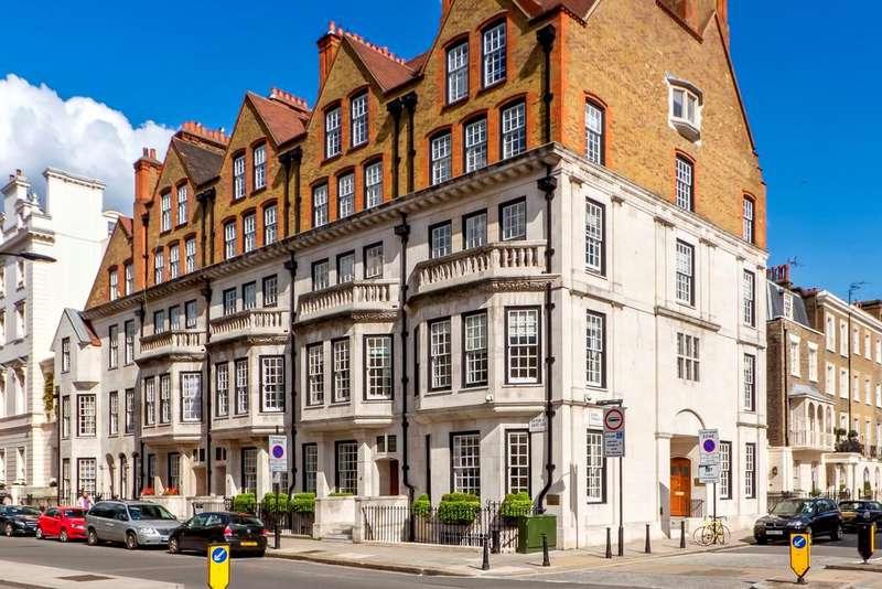 3 Bedrooms Flat for sale in Eaton Gate, Belgravia, London