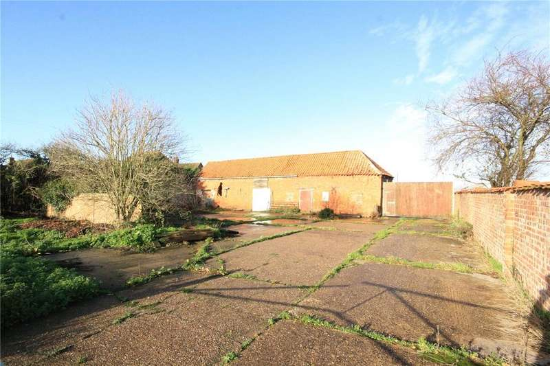 House for sale in Fen Road, Ruskington, Sleaford, Lincolnshire, NG34