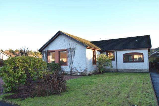 3 Bedrooms Detached Bungalow for sale in Cowden Way, Comrie
