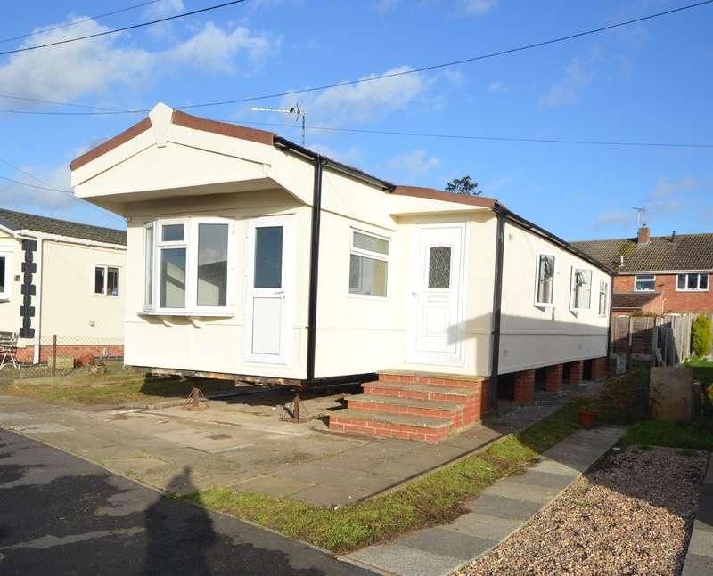 2 Bedrooms Mobile Home for sale in Chestnut Close, Littlethorpe, Leicester, LE19 2HN