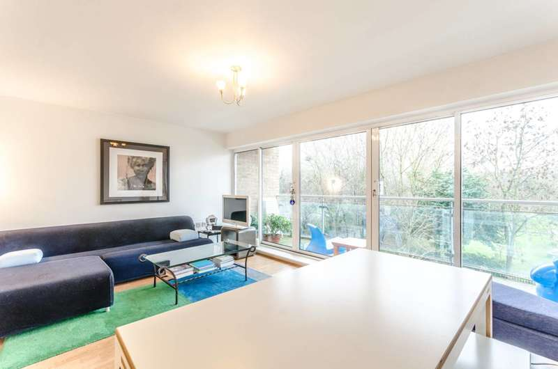 2 Bedrooms Flat for sale in Kay Street, Haggerston, E2