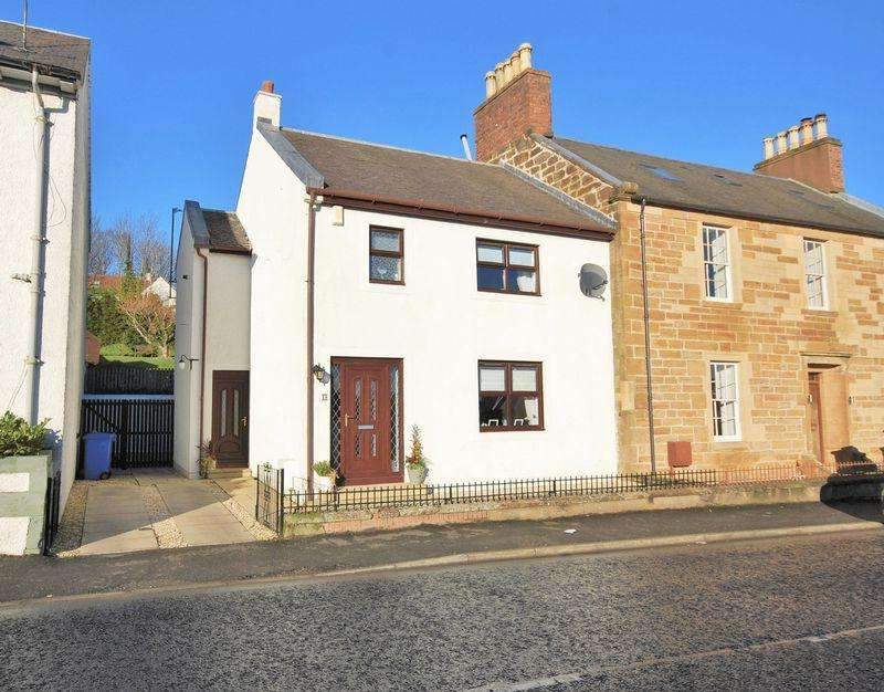 3 Bedrooms Semi-detached Villa House for sale in 18 Barns Terrace, Maybole, KA19 7EP