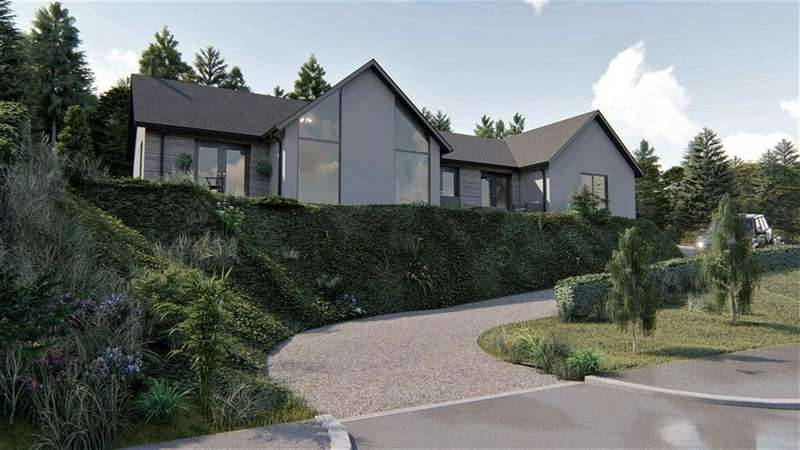 4 Bedrooms Detached Bungalow for sale in Grantown On Spey