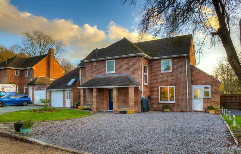 5 Bedrooms Detached House for sale in Coningham Road, Reading