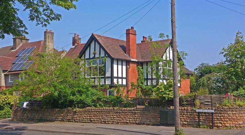 4 Bedrooms Detached House for sale in Villiers Road, Woodthorpe, Nottingham