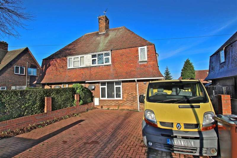 3 Bedrooms Semi Detached House for sale in Hereford Road, Nottingham