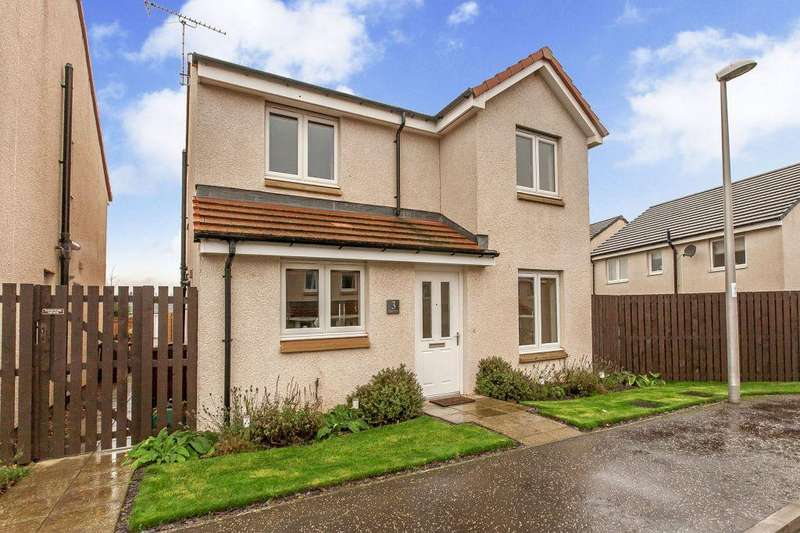 4 Bedrooms Detached House for sale in 3 Rennie Drive, Dunbar, EH42 1XU