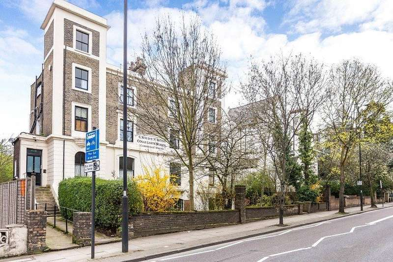 3 Bedrooms Flat for sale in Camden Road, Holloway, London, N7