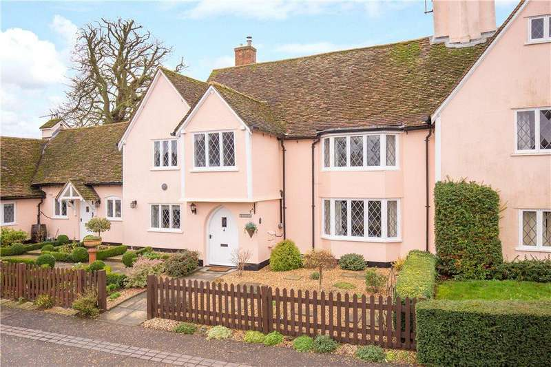 3 Bedrooms Unique Property for sale in Westbury Farm Close, Offley, Hitchin, Hertfordshire