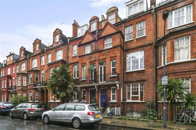 1 Bedroom Flat for sale in Avonmore Road, West Kensington, London, W14