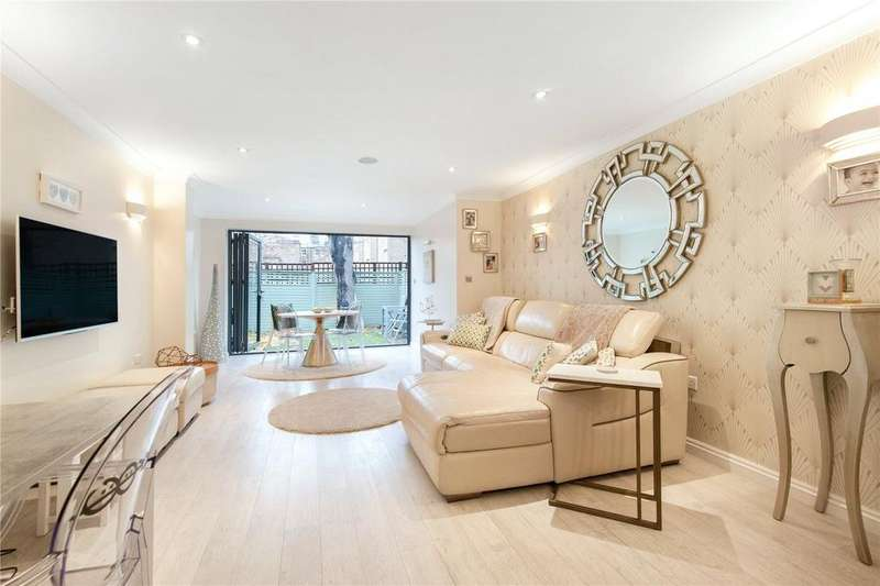 3 Bedrooms Terraced House for sale in Normanby Close, Putney, London, SW15