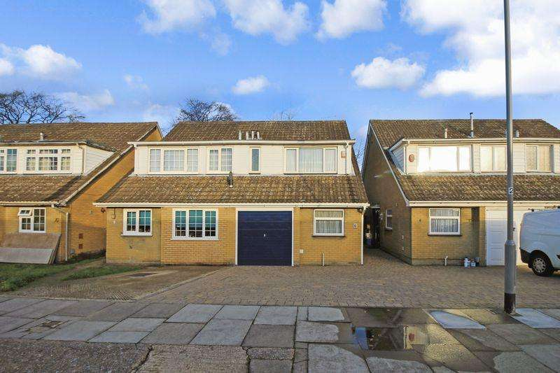 3 Bedrooms Semi Detached House for sale in Seaton Road, Luton