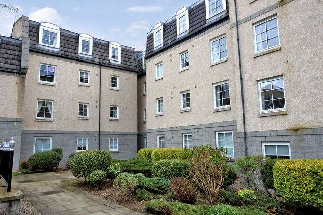 2 Bedrooms Apartment Flat for sale in Fonthill Avenue, Aberdeen, Aberdeenshire, AB11 6TG