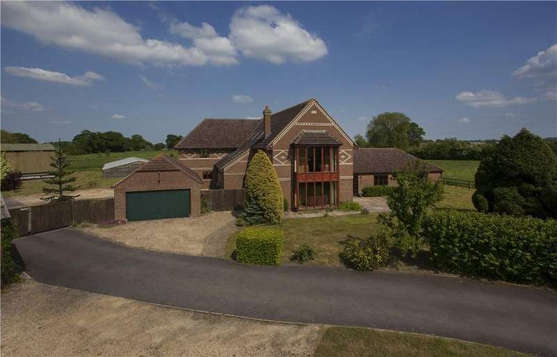 10 Bedrooms Detached House for sale in Hanney Road, Steventon, Abingdon, Oxfordshire, OX13