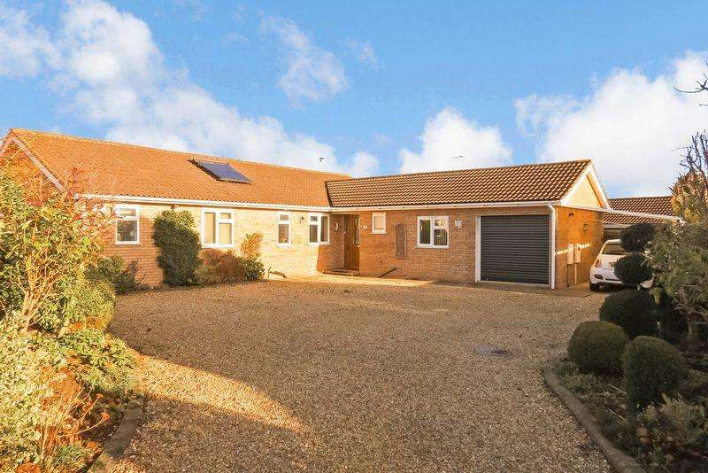 4 Bedrooms Detached Bungalow for sale in Bourne