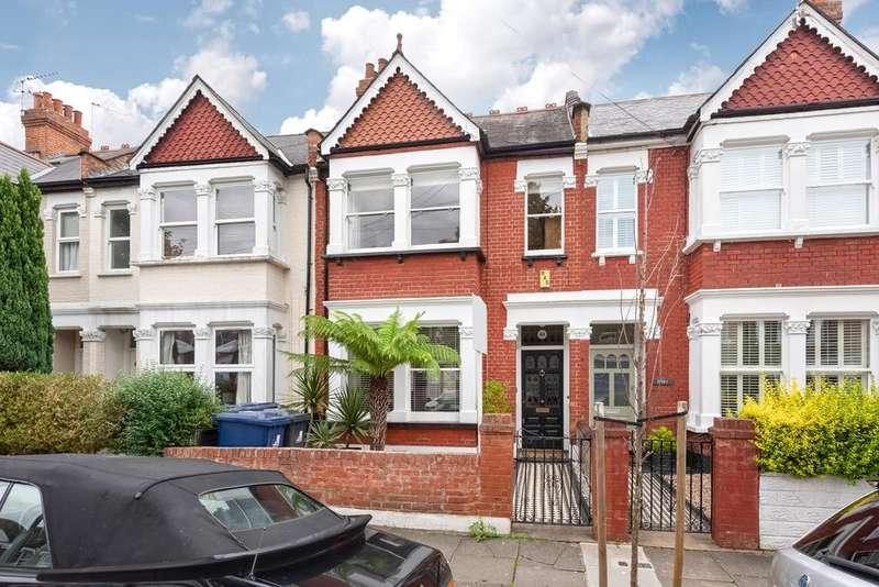 4 Bedrooms Terraced House for sale in Maldon Road W3