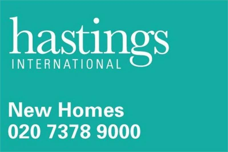 2 Bedrooms Flat for sale in Cambium, Princess Way, Southfields