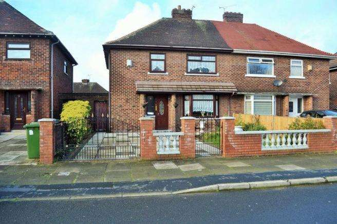 4 Bedrooms Semi Detached House for sale in Marl Road, Old Roan, Aintree