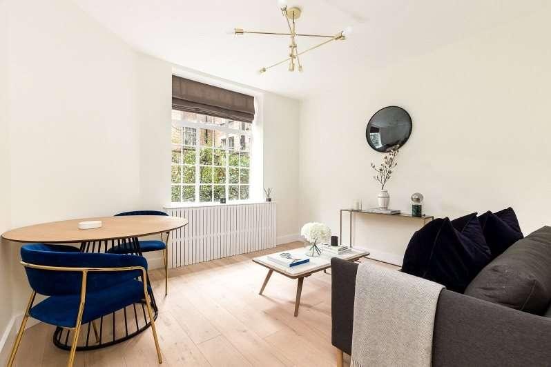 1 Bedroom Flat for sale in Britten House, Britten Street, Chelsea, London, SW3