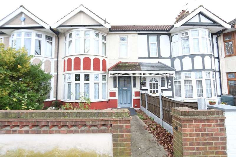 3 Bedrooms Terraced House for sale in Beulah Road, Hornchurch, London, RM12 4YR