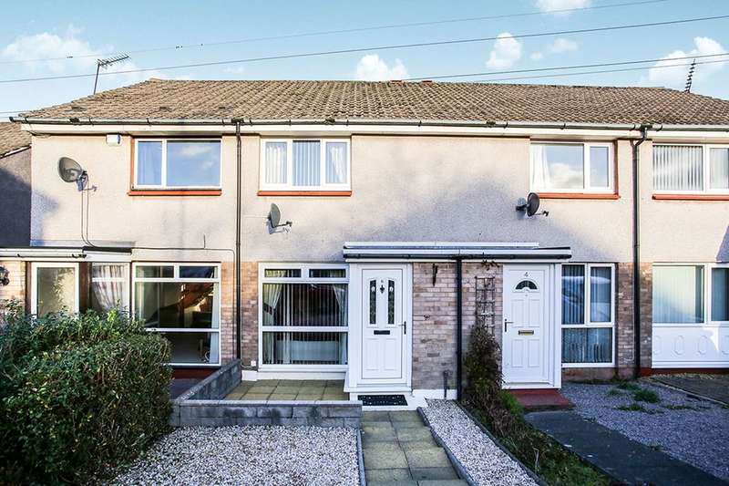 2 Bedrooms Property for sale in Rowanbank Crescent, Dumfries, DG1