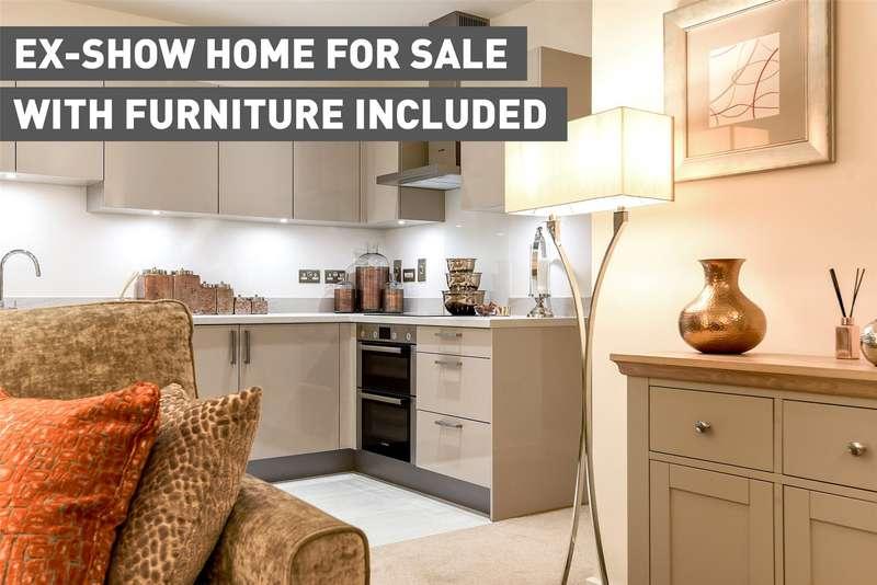 2 Bedrooms Maisonette Flat for sale in Saxons Court, Peach Street, Wokingham, Berkshire, RG40