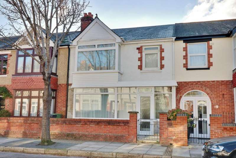 3 Bedrooms Terraced House for sale in Amberley Road, Portsmouth
