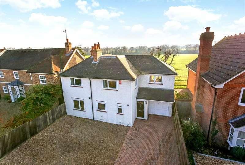 4 Bedrooms Detached House for sale in Winkfield Road, Windsor, Berkshire, SL4