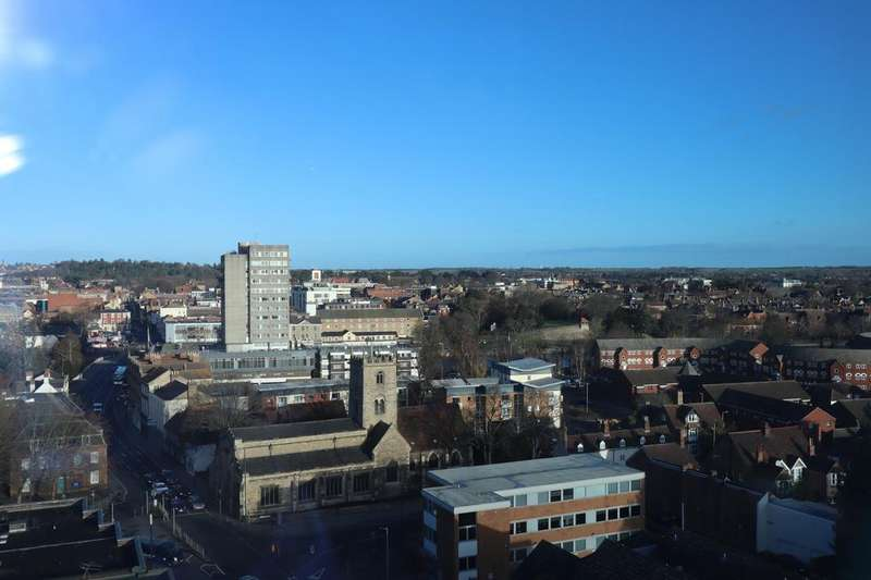 1 Bedroom Apartment Flat for sale in The Heights, 25 St. Johns Street, Bedford, MK42