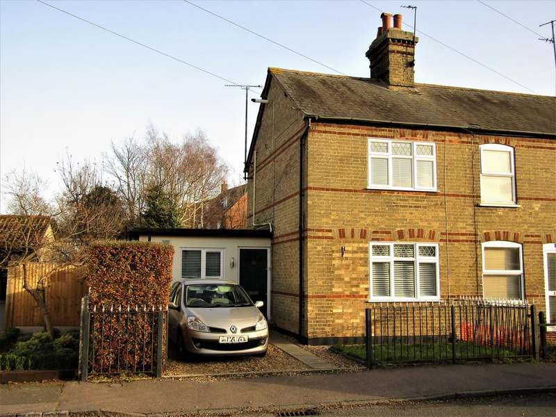 2 Bedrooms Cottage House for sale in High Street, Henlow SG16