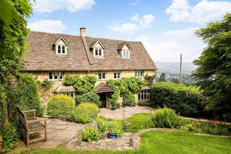 7 Bedrooms Detached House for sale in Park Farm, Selsley West, Stroud