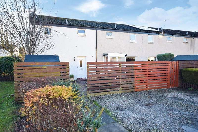 3 Bedrooms End Of Terrace House for sale in Mortonhall Park View, Mortonhall, Edinburgh, EH17 8SW