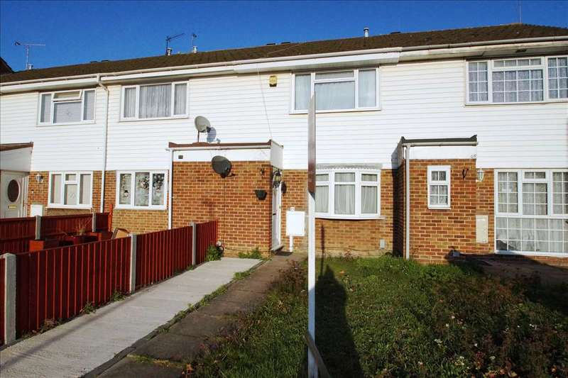 3 Bedrooms Terraced House for sale in Torridge Road, Langley, Slough