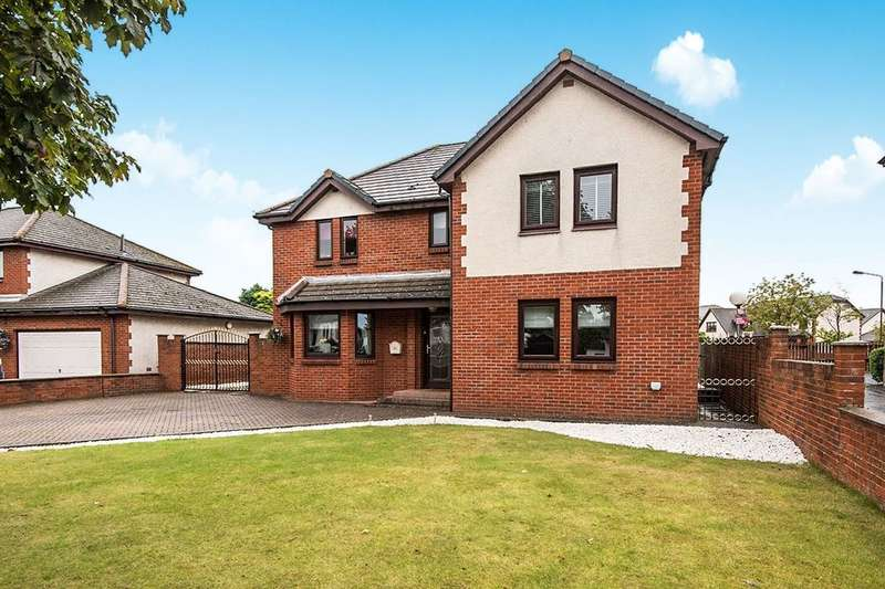 4 Bedrooms Detached House for sale in Carronflats Road, Grangemouth, FK3