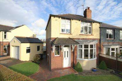 3 Bedrooms Semi Detached House for sale in Bingham Park Road, Sheffield, South Yorkshire