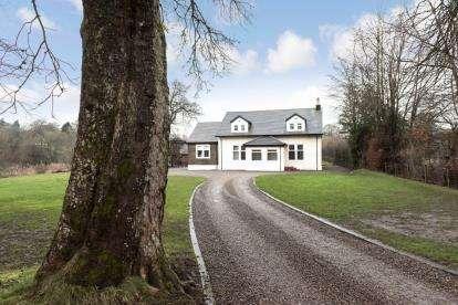 5 Bedrooms Detached House for sale in Uplawmoor Road, Neilston