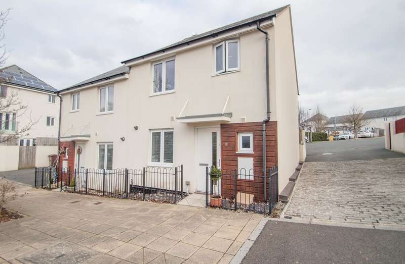 3 Bedrooms Semi Detached House for sale in Southway, Plymouth