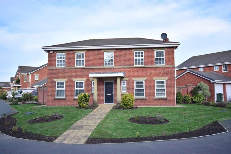 4 Bedrooms Detached House for rent in Victory Boulevard, Lytham St Annes, FY8