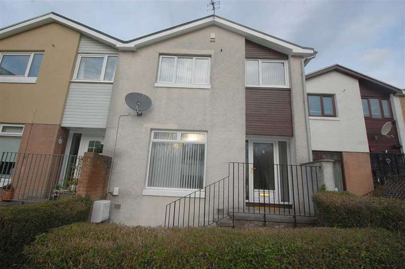 3 Bedrooms Terraced House for sale in Evandale Court, Glenrothes