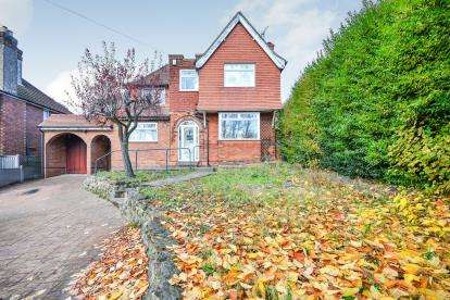 4 Bedrooms Detached House for sale in Berry Hill Lane, Mansfield, Nottingham, Notts