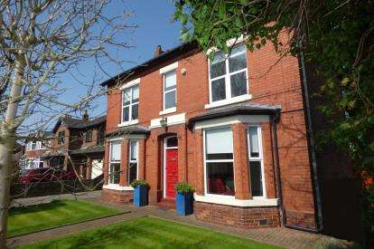 5 Bedrooms Detached House for sale in Padgate Lane, Padgate, Warrington, Cheshire