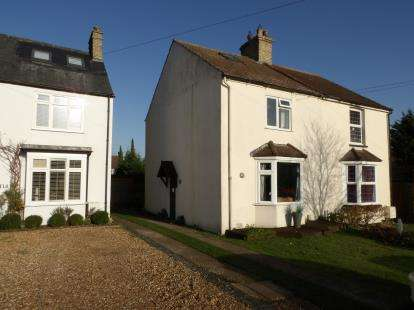 2 Bedrooms Semi Detached House for sale in Shefford Road, Clifton, Shefford, Bedfordshire