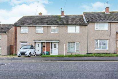 3 Bedrooms Terraced House for sale in Coniston Road, Patchway, Bristol