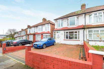 3 Bedrooms Semi Detached House for sale in Bowes Road, Arnos Grove, London