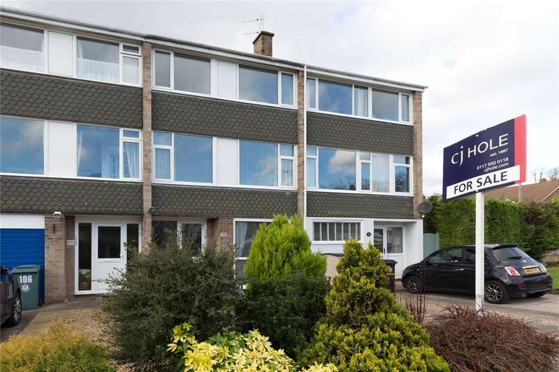 4 Bedrooms Terraced House for sale in Westover Road, Westbury-On-Trym, Bristol, BS9