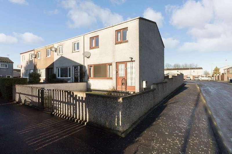 3 Bedrooms End Of Terrace House for sale in 20 Concorde Way, Inverkeithing, KY11 1PT