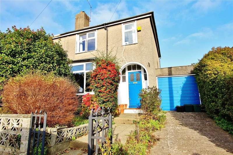 3 Bedrooms Semi Detached House for sale in Metford Road, Bristol, Somerset, BS6