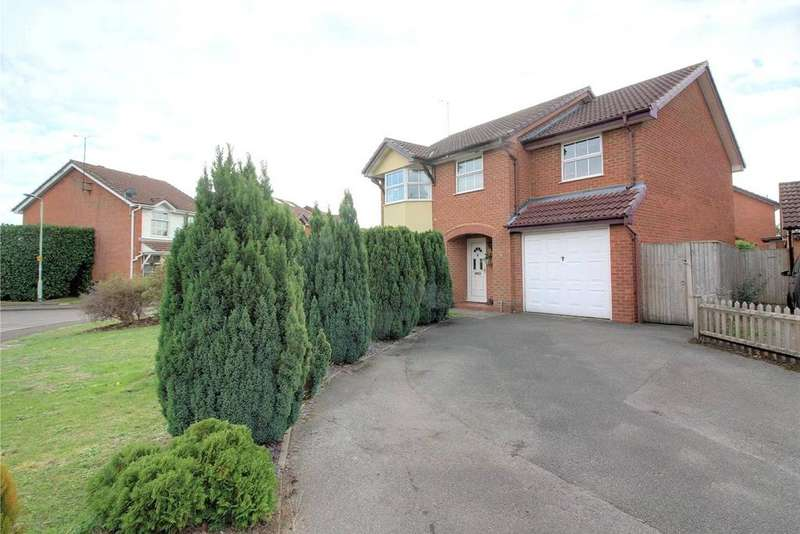 5 Bedrooms Detached House for sale in Irvine Way, Lower Earley, Reading, Berkshire, RG6